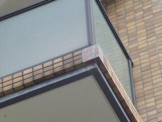外壁タイル 色替え塗装 横浜市