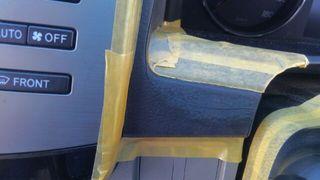 トヨタ マークX ダッシュボード補修 埼玉県 蓮田市 施工後のサムネイル画像