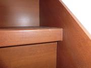 階段のえくぼ傷1